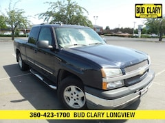 Used 2005 Chevrolet Silverado 1500 for Sale in Longview WA