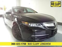 Used 2016 Acura TLX For Sale in Longview | Bud Clary Subaru