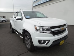 Used 2017 Chevrolet Colorado 4WD LT 4WD Crew Cab 128.3 LT 1GCGTCEN9H1204197 For Sale in Longview   Bud Clary Subaru