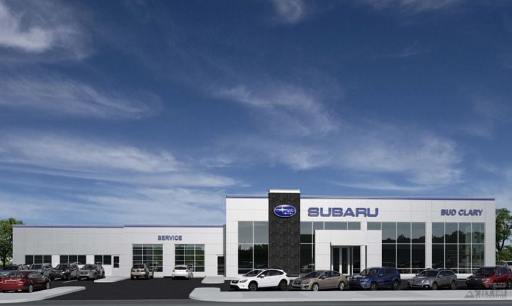 Bud Clary Subaru Dealership in Longview, WA
