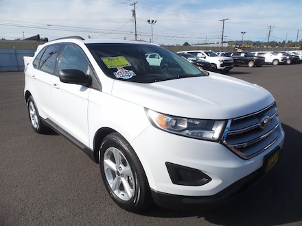 Featured Used 2015 Ford Edge SE SE AWD 2FMTK4G94FBB92027 for Sale near Kelso, WA