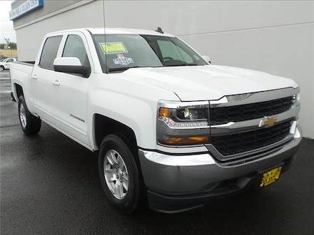 Featured Used 2016 Chevrolet Silverado 1500 3GCUKREC3GG272020 for Sale near Kelso, WA