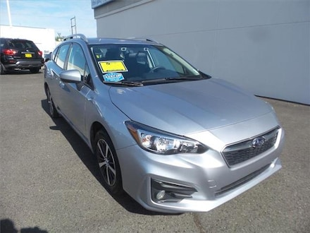 Featured Used 2019 Subaru Impreza Premium 2.0i Premium  CVT 4S3GTAD60K3727408 for Sale near Kelso, WA