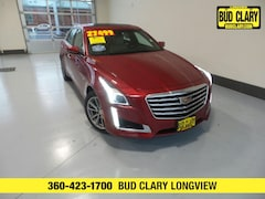 Used 2017 CADILLAC CTS For Sale in Longview | Bud Clary Subaru