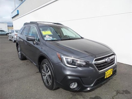Featured Used 2018 Subaru Outback 2.5i Limited All-wheel Drive 4S4BSANC2J3286795 for Sale near Kelso, WA