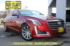 2016 CADILLAC CTS 3.6L Luxury Collection Sedan 1G6AX5SS0G0137139 For Sale in Longview | Bud Clary Subaru