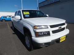Used 2012 Chevrolet Colorado LT with 1LT 4WD Crew Cab LT w/1LT 1GCHTCFEXC8170161 For Sale in Longview | Bud Clary Subaru