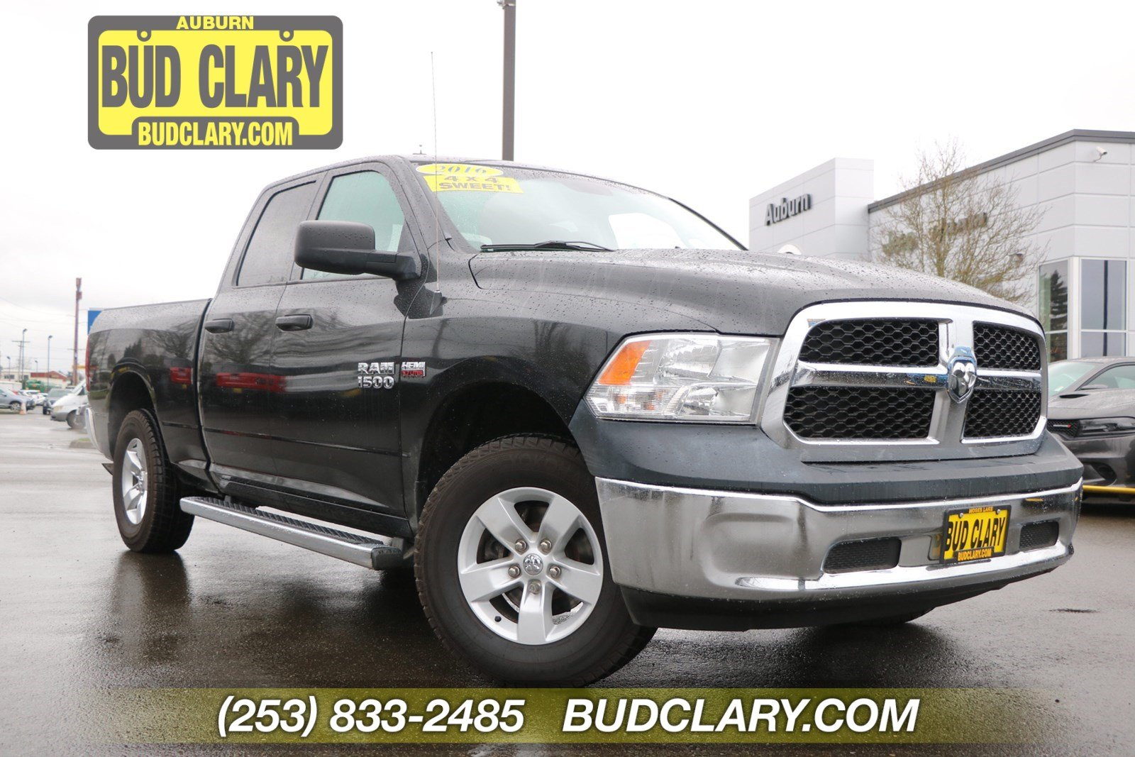 Featured Used 2016 Ram 1500 Tradesman/Express Truck Quad Cab 1C6RR7FT2GS275799 for Sale near Kelso, WA