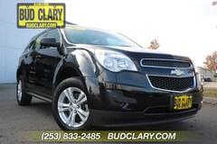 Pre-Owned 2015 Chevrolet Equinox LS SUV 2GNFLEEK6F6341192 For Sale in Longview | Bud Clary Subaru