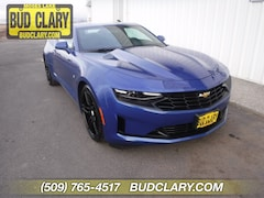 2019 Chevrolet Camaro 1LT Coupe 1G1FB1RS2K0135216 For Sale in Longview | Bud Clary Subaru