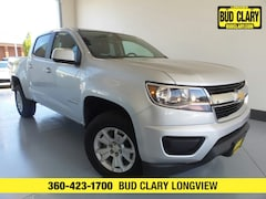 Used 2018 Chevrolet Colorado LT Truck Crew Cab 1GCGTCENXJ1265760 For Sale in Longview | Bud Clary Subaru