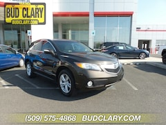 Pre-Owned 2014 Acura RDX RDX with Technology Package SUV 5J8TB3H52EL004387 For Sale in Longview | Bud Clary Subaru