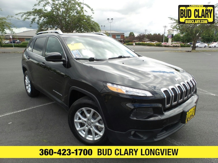 DYNAMIC_PREF_LABEL_AUTO_USED_DETAILS_INVENTORY_DETAIL1_ALTATTRIBUTEBEFORE 2015 Jeep Cherokee Latitude 4x4 SUV 1C4PJMCS6FW511931 in Longview, WA
