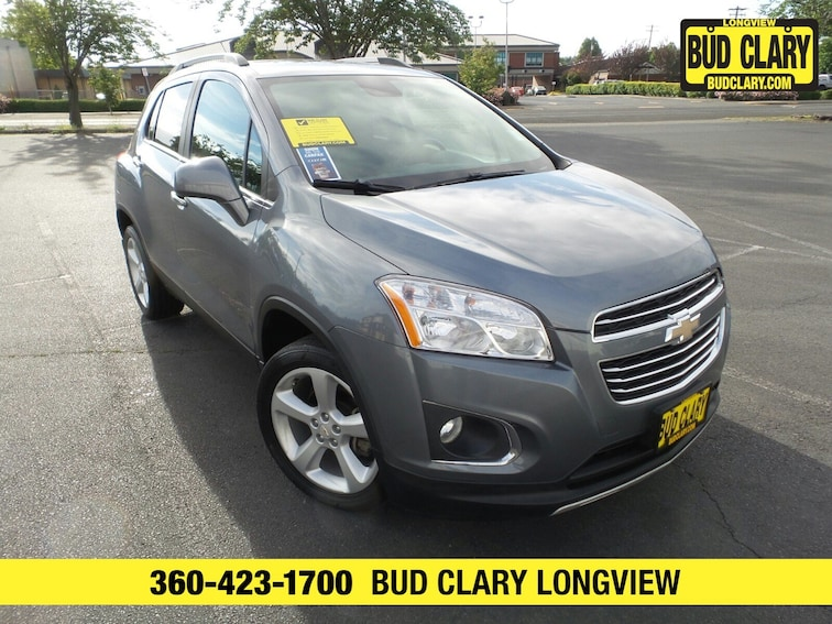 DYNAMIC_PREF_LABEL_AUTO_USED_DETAILS_INVENTORY_DETAIL1_ALTATTRIBUTEBEFORE 2015 Chevrolet Trax LTZ SUV KL7CJTSB0FB119347 in Longview, WA