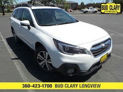 New  2019 Subaru Outback 2.5i Limited SUV 4S4BSANC4K3363572 for Sale in Longview WA