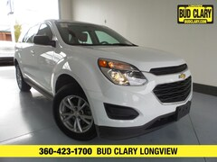 Pre-Owned 2017 Chevrolet Equinox LS SUV 2GNFLEEK2H6319497 For Sale in Longview | Bud Clary Subaru