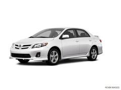 Bargain used 2013 Toyota Corolla Sedan for sale in Washington PA