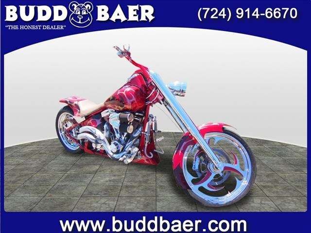 1989 Harley-Davidson Motorcycle