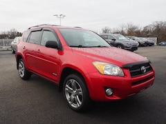 Used Cars  2010 Toyota RAV4 Sport SUV 2T3RF4DV1AW038532 2887B For Sale in Washington PA