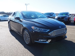 Certified used 2017 Ford Fusion SE Sedan 3FA6P0T9XHR188804 20-4-234A for sale in Washington PA