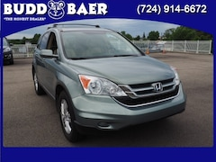 Certified used 2011 Honda CR-V EX-L SUV 5J6RE4H72BL029173 204535A for sale in Washington PA
