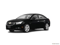 Bargain used 2012 Chevrolet Cruze LTZ Sedan for sale in Washington PA