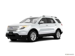 Certified used 2014 Ford Explorer XLT SUV 1FM5K8D85EGB62134 3105B for sale in Washington PA