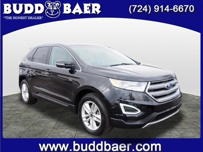 Certified pre-owned 2016 Ford Edge SEL SUV in Pittsburgh