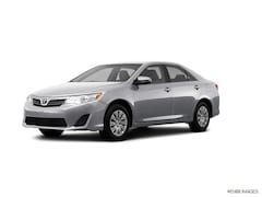 Bargain used 2012 Toyota Camry L Sedan for sale in Washington PA