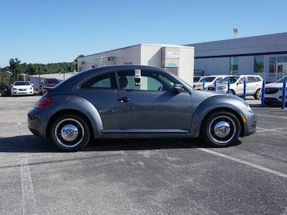 Used 2016 Volkswagen Beetle For Sale | Washington PA | VIN:  3VWF17AT7GM632524