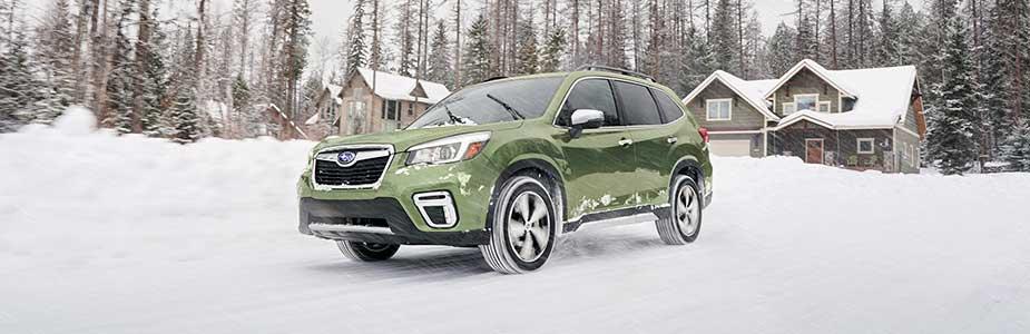 New Subaru Forester Washington Pa Budd Baer Auto