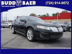 Certified used 2009 Lincoln MKS Base Sedan 1LNHM94R99G613058 19-3-241A for sale in Washington PA