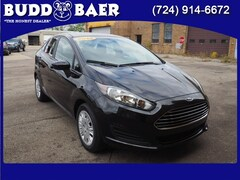 Bargain used 2014 Ford Fiesta S Sedan for sale in Washington PA
