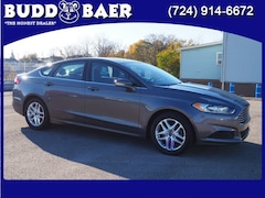 Certified used 2013 Ford Fusion SE Sedan 3FA6P0H70DR320177 214105A for sale in Washington PA