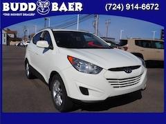 Used Cars  2011 Hyundai Tucson GLS w/PZEV SUV KM8JUCAC8BU298341 3328B For Sale in Washington PA