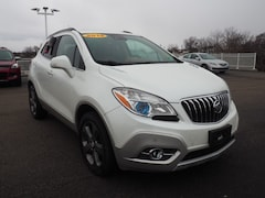 Certified used 2014 Buick Encore Premium SUV KL4CJHSB6EB559792 20-3-010B for sale in Washington PA