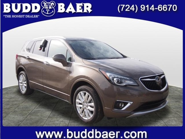 Certified Used 2019 Buick Envision Premium II SUV in Washington