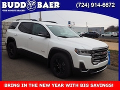 New 2021 GMC Acadia AT4 SUV 1GKKNLLS5MZ123033 213026 for sale in Washington PA