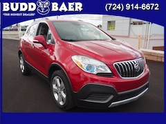 Certified Pre-Owned 2016 Buick Encore Base SUV for sale in Washington, PA