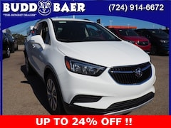 New Cars  2019 Buick Encore Preferred SUV KL4CJASB6KB944904 19-1-183 For Sale in Washington PA