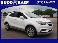 Certified Pre-Owned 2017 Buick Encore Preferred SUV for sale in Washington, PA