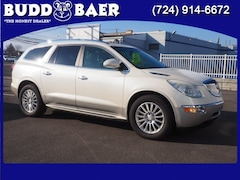 Certified Pre-Owned 2012 Buick Enclave Leather Group SUV for sale in Washington, PA