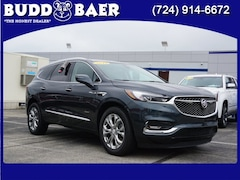 Certified Pre-Owned 2019 Buick Enclave Avenir SUV for sale in Washington, PA