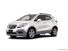 Certified used 2015 Buick Encore Base SUV KL4CJESB7FB249201 19-1-164A for sale in Washington PA