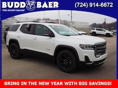 New 2021 GMC Acadia AT4 SUV 1GKKNLLS6MZ136373 213043 for sale in Washington PA