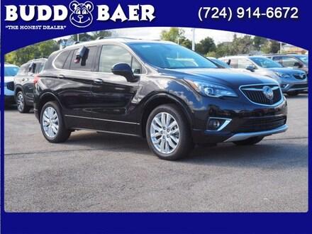 2020 Buick Envision Premium II SUV LRBFX4SX9LD034585 201011