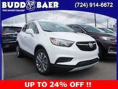 New Cars  2019 Buick Encore Preferred SUV KL4CJASB5KB911506 19-1-165 For Sale in Washington PA