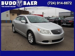 Used Cars  2013 Buick Lacrosse Base Sedan 1G4GA5E36DF130097 3004C For Sale in Washington PA