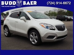 Certified Pre-Owned 2015 Buick Encore Base SUV for sale in Washington, PA