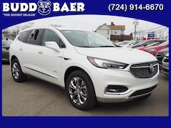 New 2019 Buick Enclave Avenir SUV 5GAEVCKW7KJ246021 19-1-118 for sale in Washington PA